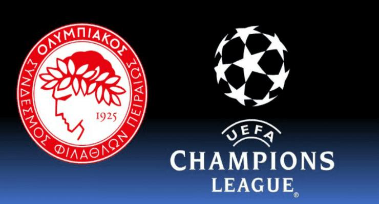 Champions League Bayern Olympiakos