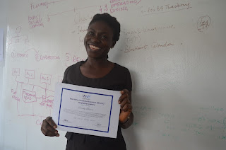 Alumnus Success Story- Dorothy Bawa #waveacademies