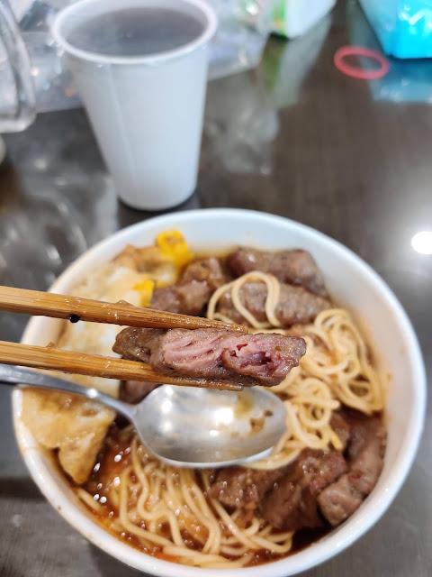 Uber Eats 小時厚牛排