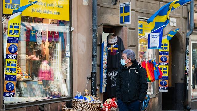 Seperti Apakah Pengaruh Gaya Hidup Swedia Menghadapi Corona? Ini Jawabannya! - Clouidnesia