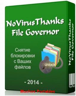 NoVirusThanks File Governor Portable