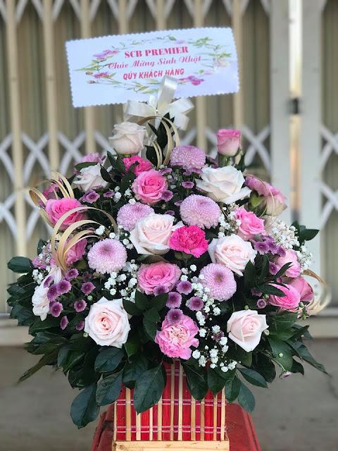 Hoa tươi nhân dịp Valentine