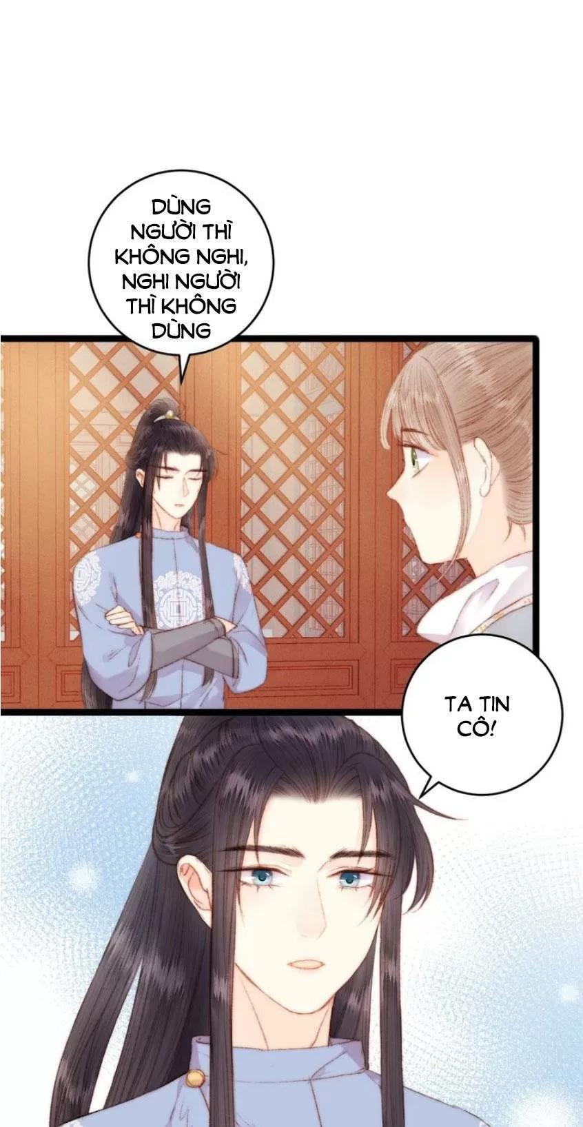 Nàng Phi Cửu Khanh - Thần Y Kiều Nữ chap 49 - Trang 31