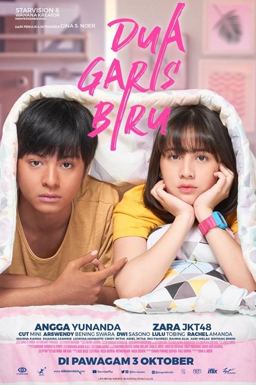 Review Filem Dua Garis Biru