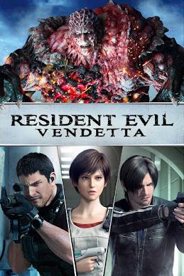 Resident Evil Vendetta 2017 Dual Audio Hindi 720p BluRay 750MB