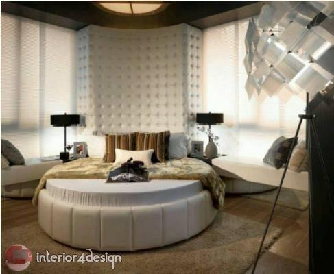 Circular Bedrooms 25