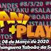 Regras Concurso Cosplay 1° AniPlay Fest Taboão