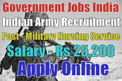 Indian Army Recruitment 2017 Apply Online