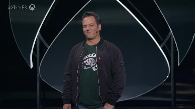 Phil Spencer Head of Xbox E3 2019 Psychonauts shirt
