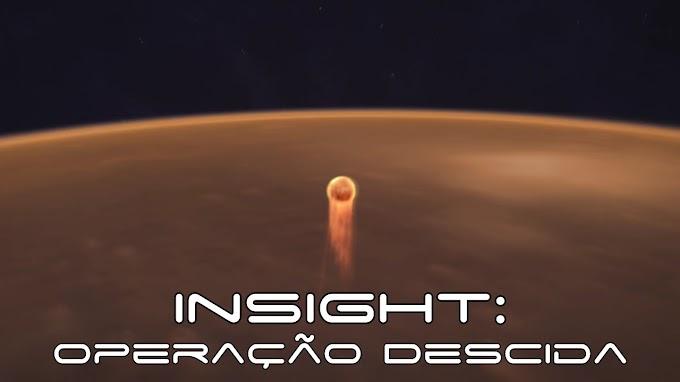 TECNOLOGIA: Nasa transmite ao vivo pouso de sonda que vai investigar Marte .