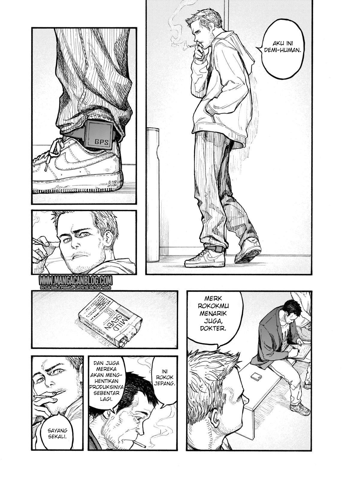 Dilarang COPAS - situs resmi www.mangacanblog.com - Komik ajin 046 - selamat pagi, sampai jumpa besok 47 Indonesia ajin 046 - selamat pagi, sampai jumpa besok Terbaru 16|Baca Manga Komik Indonesia|Mangacan
