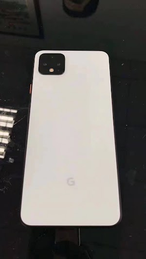 Wujud Google Pixel 4 Terkuak, Punya Fitur 8X Zoom