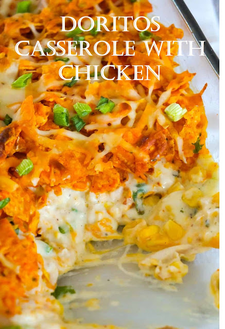 Doritos Casserole with Chicken