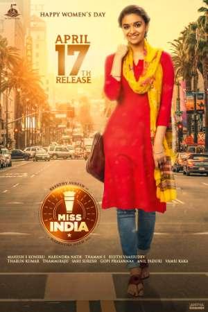 Download Miss India (2020) Dual Audio {Hindi-Telugu} Movie 480p | 720p | 1080p WEB-DL 450MB | 1.2GB