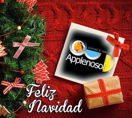 Applenosol 168. Feliz Navidad 2013 y Feliz 2014