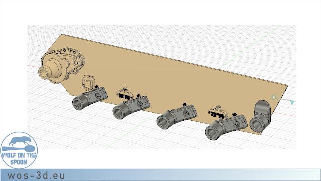 CAD Schwingen - Seitenwand