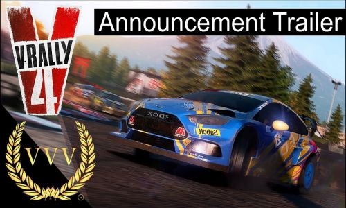Download V Rally 4 Free For PC