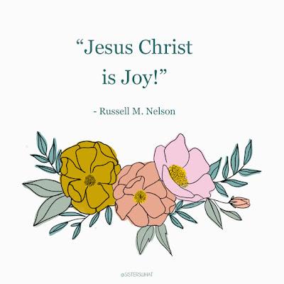 jesus christ nelson lds quote