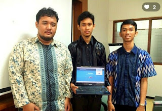 Tiga mahasiswa IPB Ciptakan Ayosensor.in