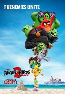 Sinopsis genre pengisi suara Film The Angry Birds Movie 2 (2019)