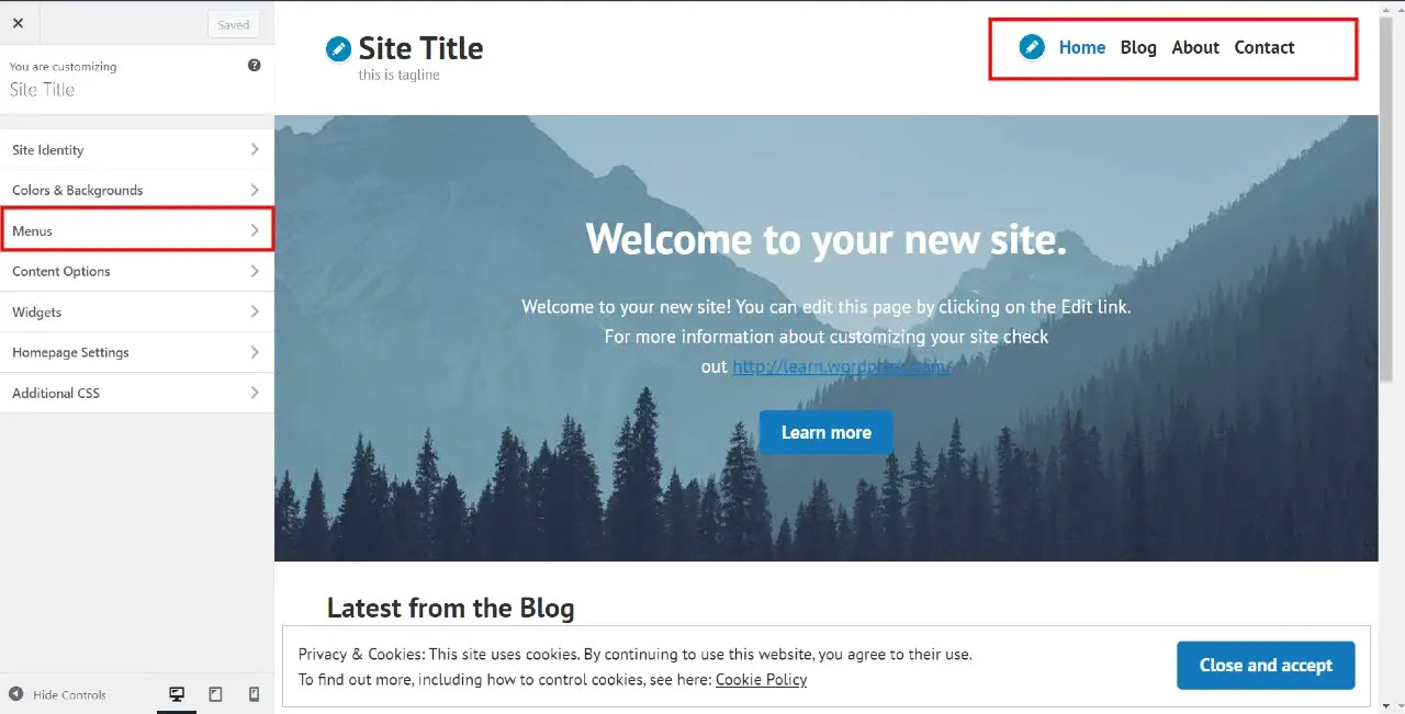 How to create a free WordPress Blog in Nepal | SurftheKnowledge