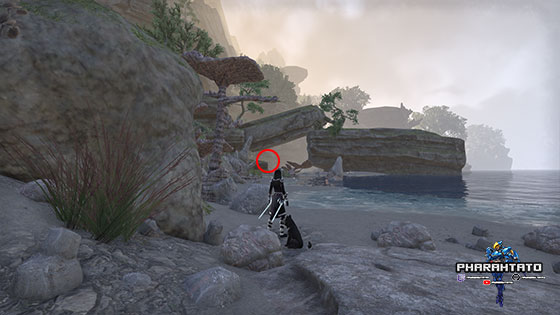 Summerset Treasure Map 1 Location