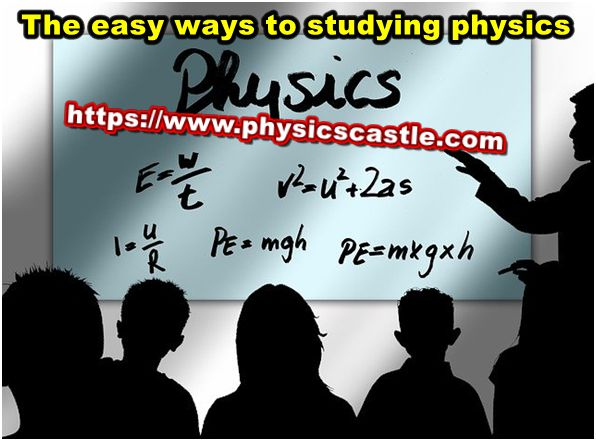 Easy way to study physics in 2020