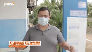 Em  Sapé Flavinho Feliciano  Denuncia retirada de carro que servia PSF de Renascença e Usina Santa Helena.