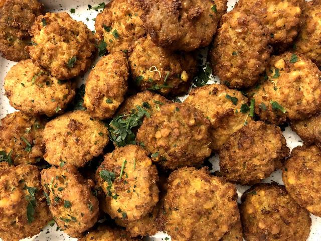 Falafel - Polpette mediorientali vegane
