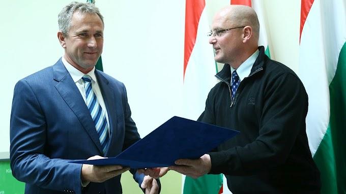 Gémes Lászlót választották a Csongrád Megyei Közgyűlés elnökévé