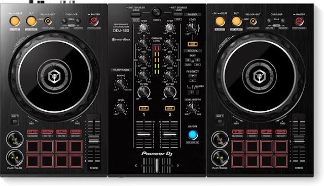 Pioneer DDJ-400 - DJ Controller Driver, Manual and Firmware Update