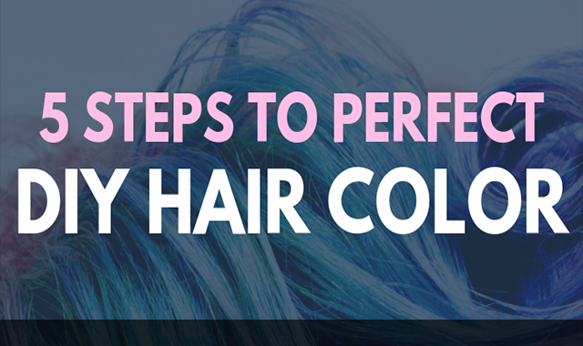 DIY Hair Color