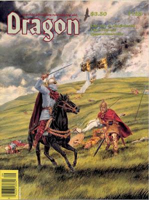 Dragon Magazine #125
