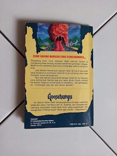 7 Goosebumps Mesin Tik Hantu by R.L. Stine