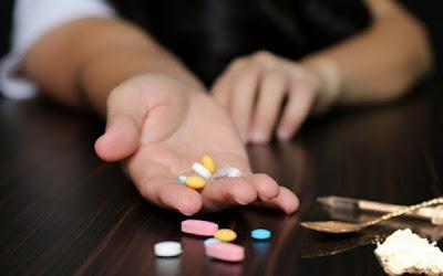 Cuidate consumo drogas