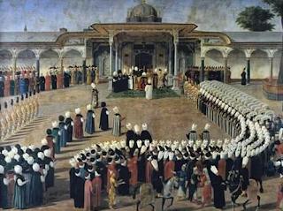 Antara kebiasaan Sultan adalah untuk blusukan pada waktu malam dengan menyamar. Mereka pergi, sehingga mereka tiba di sebuah lorong sempit.
