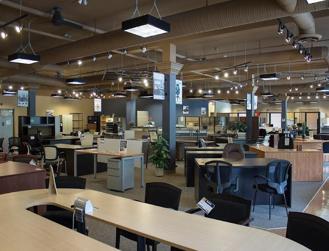 best buy used office furniture stores Kennewick WA for sale