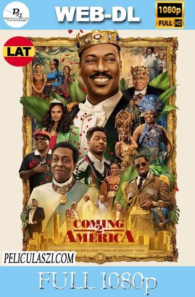 Un Príncipe en Nueva York 2 (2021) HD WEB-DL 1080p Dual-Latino