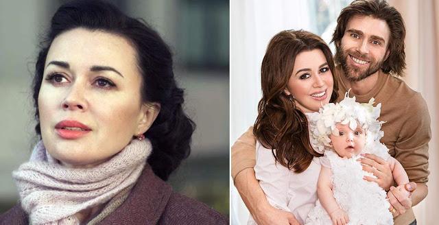 Трижды жена, трижды мама: Долгая дорога к счастью прекрасной няни Анастасии Заворотнюк