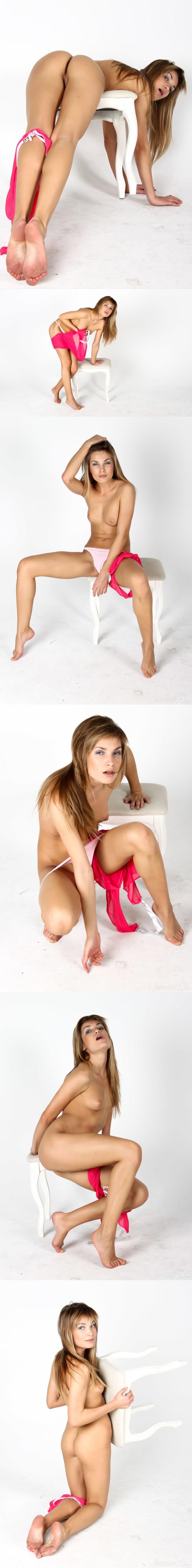[Stunning18] Martina - Stool sexy girls image jav