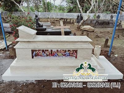 Makam Perjamuan Batu Marmer