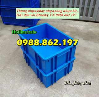 Sản xuất nhựa công nghiêp, thùng nhựa giá rẻ tại Hà Nội, thùng nhựa đặc, sóng nhựa bít, thùng nhựa c