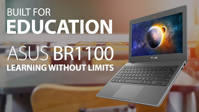 ASUS BR1100 – Built for education. Ready for action