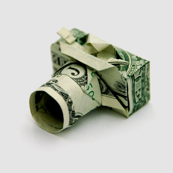 Money-Origami-Camera