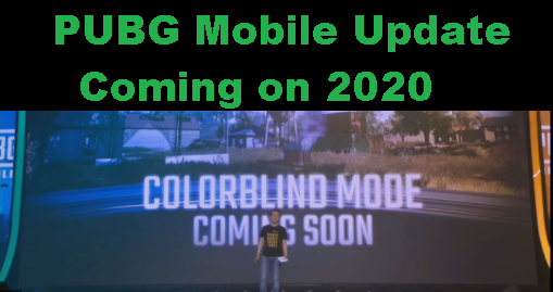 When Colorblind Mode will Arrive in PUBG Mobile?