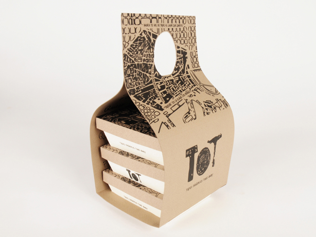 TOT Take-Away (Student Work) on Packaging of the World ...