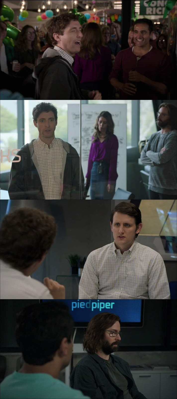 Silicon Valley Temporada 6 HD 720p Latino