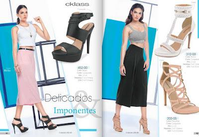 Nuevos Calzados Cklass 2016 catalogo PV : Moda