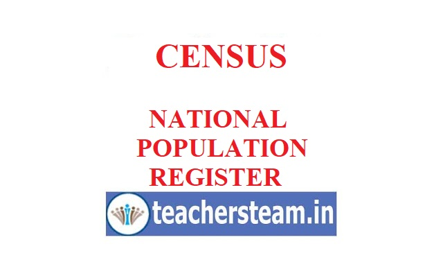 AP Census - Updating National Population Register- Enumeration fro NPR-2021
