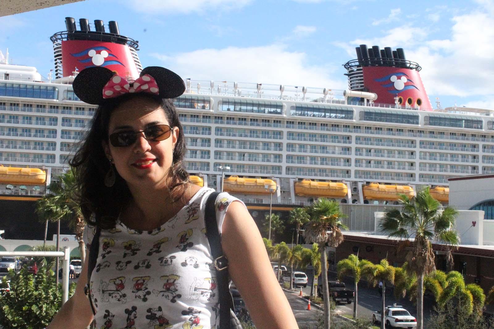 Um roteiro de três dias a bordo do cruzeiro do Mickey.